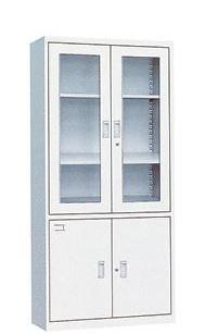 昊丰大器械铁皮文件柜LSG-12