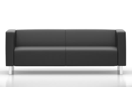 J-S03AB-3三人沙发(西皮)