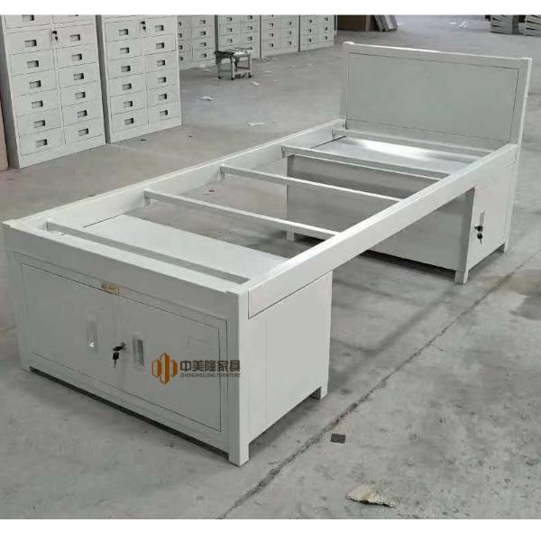 中美隆CL-01820军用单人床